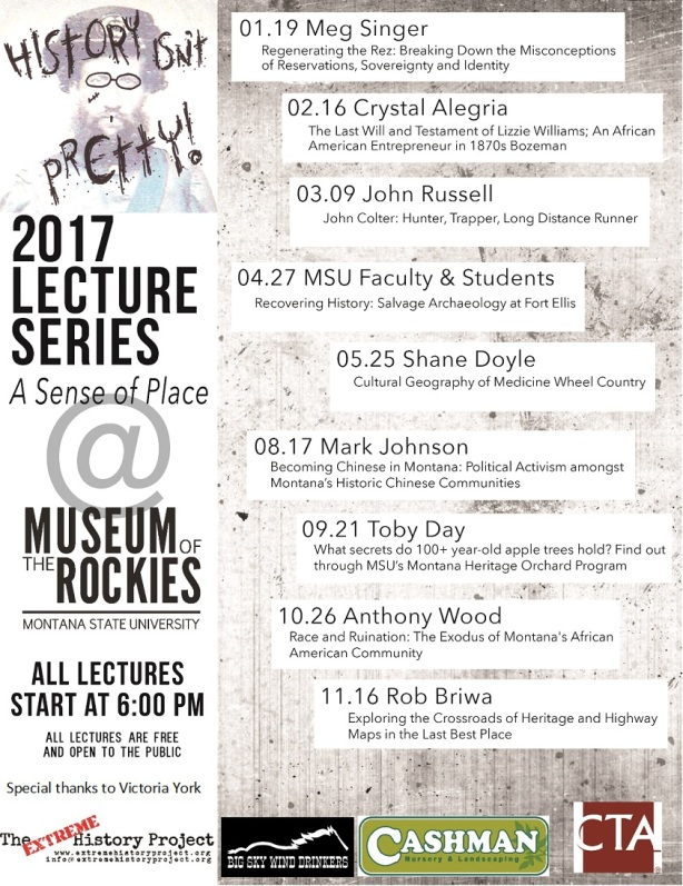 lecture series schedule