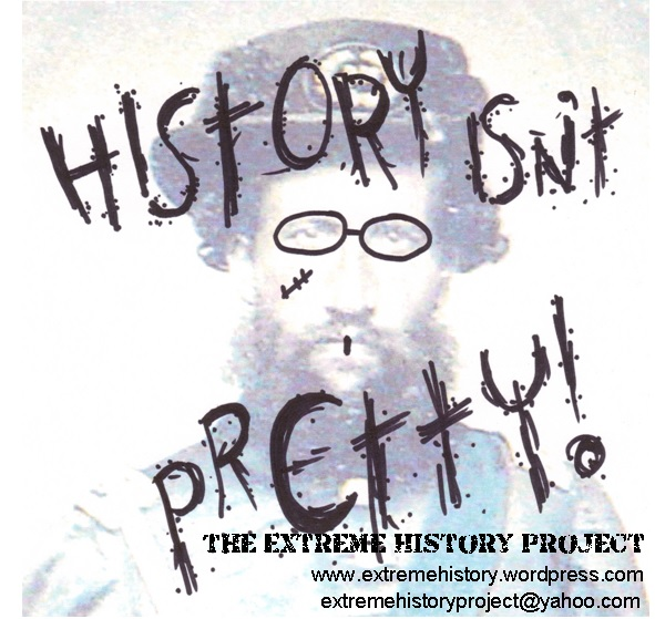 History Isn't Pretty contact logo