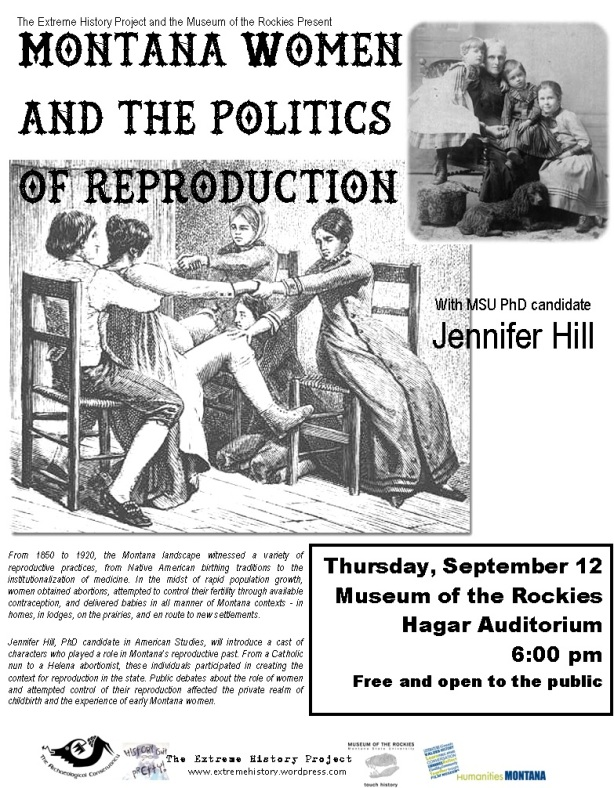 Montana Women and the Politics of Reproduction