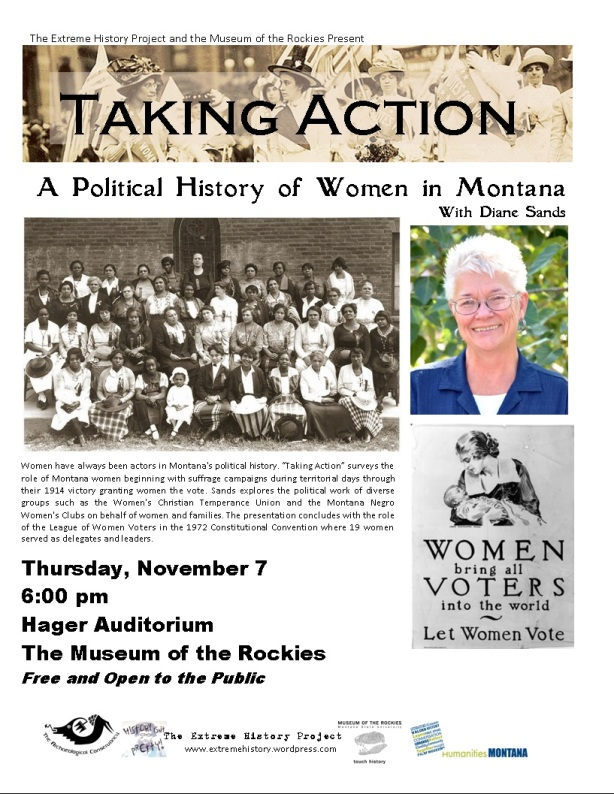 Taking Action: A Political History of Women in Montana
