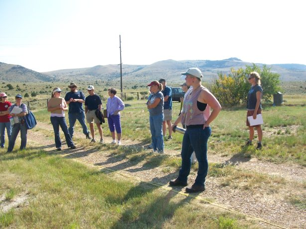 The Extreme History Project teamed up with Project Archaeology for a 2014 teacher workshop and fieldwork in the Nevada City Cemetery, Nevada City Montana.