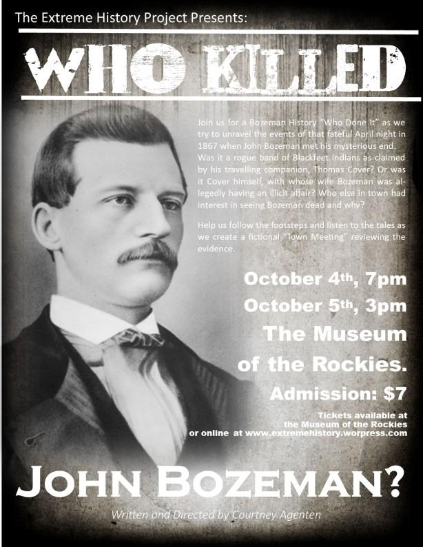 Who Killed John Bozeman?
