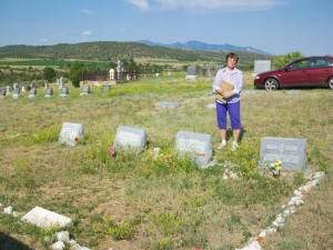Support the preservation of Montana's historic Nevada City Cemetery through our Crowdrise fundraising campaign.
