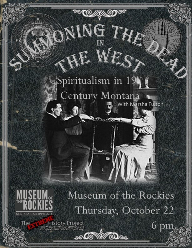 Summoning the Dead poster