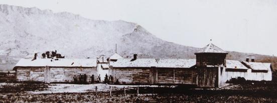 Fort Parker 2