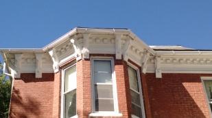 Alderson/Chishom House cornice