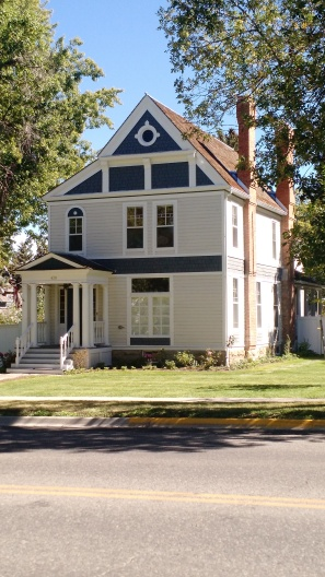 Fielding House, 420 South Willson Avenue, 1884
