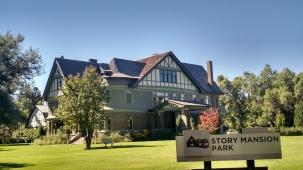 T. B. Story Mansion