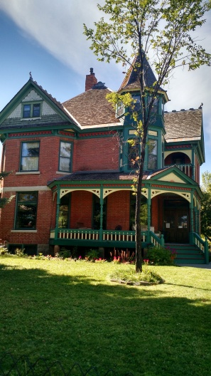 The Lehrkind Mansion, 719 North Wallace Avenue, completed 1898