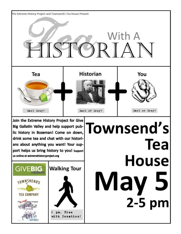 Tea with a historian