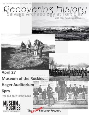 Fort Ellis poster work