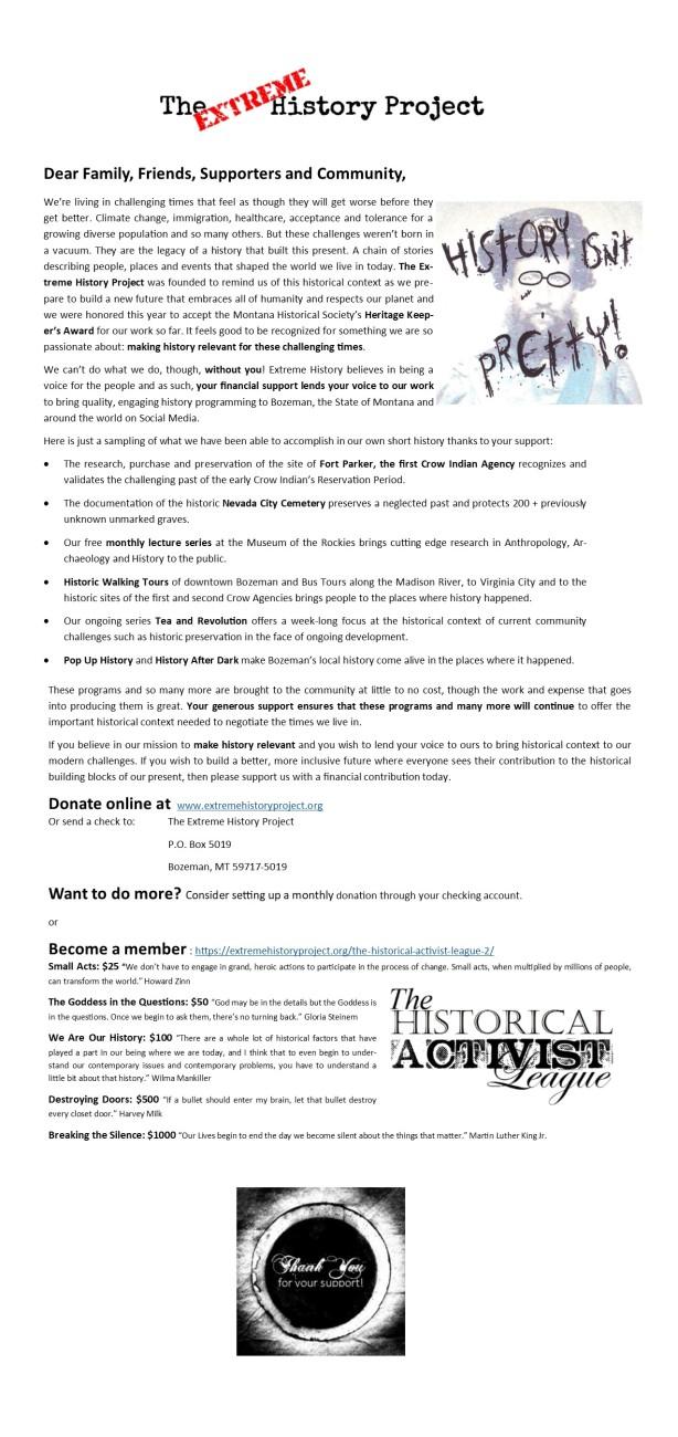 2019 appeal letter